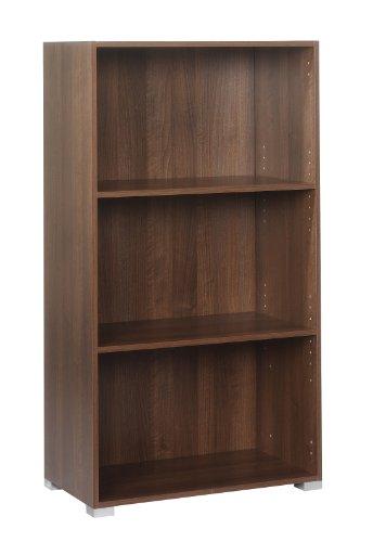 Winchester - Medium Bookcase (CUMBCW) H1276xW700xD388 - Walnut
