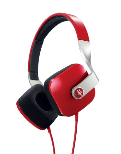 Yamaha Hph-M82Re High-Definition On-Ear Headphones, Red