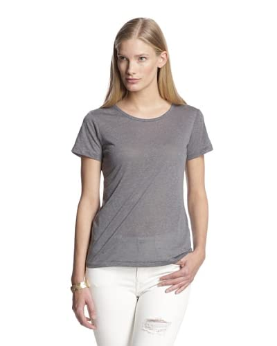 French Connection Women's Veronica Vintage Tee  [Grey]