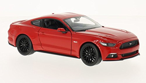 ford-mustang-gt-red-2015-124-welly