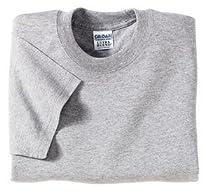 Gildan 8000 Unisex DryBlend 50 Cotton/50 DryBlendPoly T-Shirt Sport Grey Small