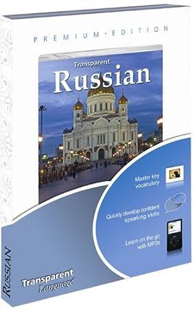Transparent Russian Premium