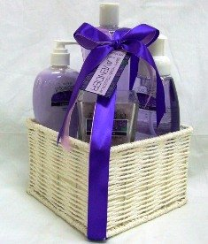 Aroma Lux Simply Home Collection - Lavender Gift Basket