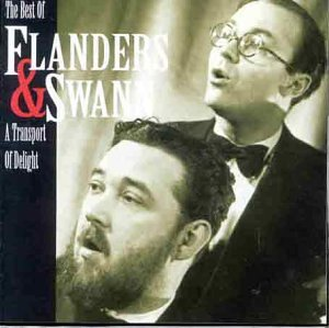 The Best Of Flanders & Swann: A Transport Of Delight by EMI Records