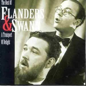 The Best Of Flanders & Swann: A Transport Of Delight