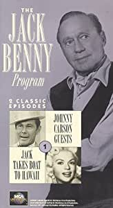 The Jack Benny Program No. 1 (Johnny Carson Guests/Jack Takes Boat to Hawaii) [VHS]