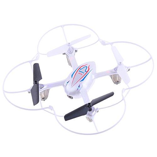 MakingDay Quadcopter X11C Explorer PRO HD Edition, Neueste Version 4-Kanal RC ferngesteuerte Drone 2.4GHz-Technologie inkl. HD Kamera-Set