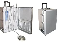 Portable Dental Delivery System - Mobile Unit Equipment