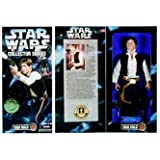 """Star Wars 12"""" Collector Series Han Solo (Toy)By Star Wars        Buy new: $34.98        First tagged """"star wars"""" by M. Murray"""