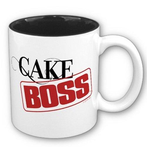 Cake Boss Logo Mug
