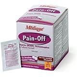 Medique 22833 Pain-Off, 100 Tablets