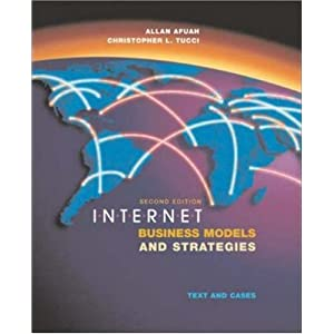 Internet Business Models and Strategies Book Cover