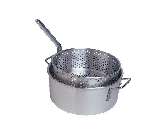 Camp Chef DP10 Aluminum pot, 10.5 quarts (Aluminum Fry Pot compare prices)