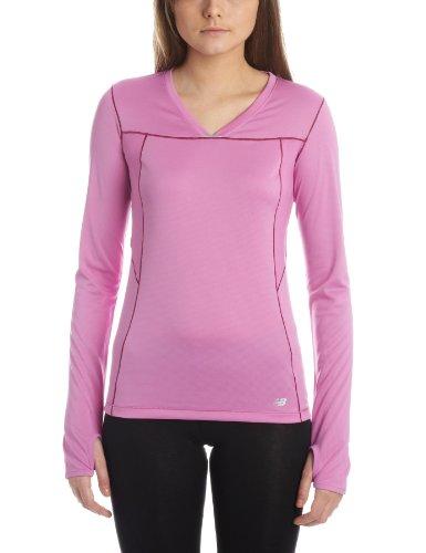 New Balance WRT1115 Women's Long Sleeve T-shirt