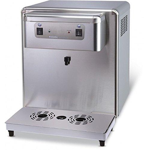 Refroidisseur d'eau banc de glace à POSER - L482 x P495 x H510 mm - COSMETAL