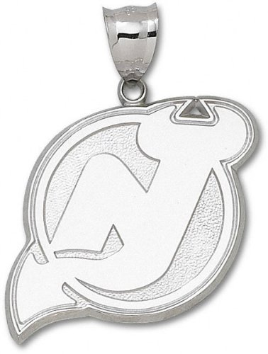 Sterling Silver NEW JERSEY DEVILS