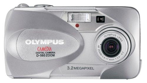 Olympus Camedia D-560