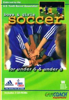 CANCoach Boys and Girls Soccer: U6 - U8