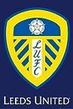 GB eye 61 x 91.5 cm Leeds United Club Crest Maxi Poster, Assorted