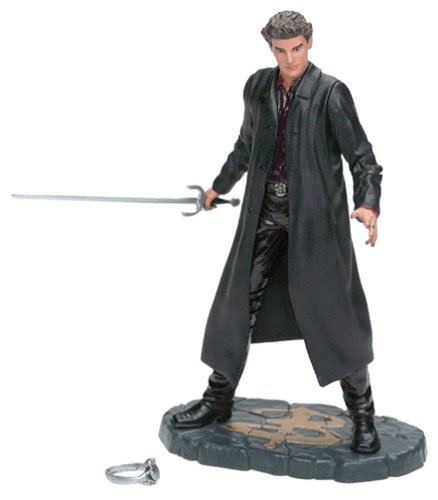 Angel Action Figure from Buffy the Vampire Slayer - David Boreanaz