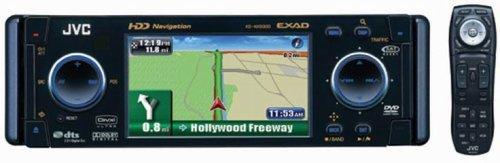 JVC KD-NX5000 Auto-Navigationssystem