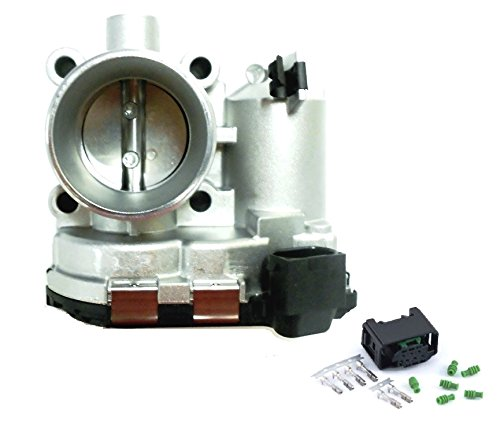 Bosch Dv-E5 Electronic Throttle Body (40Mm) And Connector Kit