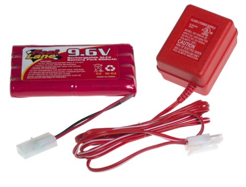 Fast Lane Radio Control Rechargeable Ni-Cd Battery Pack