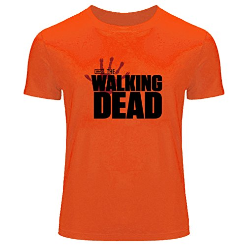 The Walking Dead Logo For Boys Girls T-shirt Tee Outlet