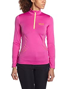 Lafuma Skyrace Tzip T-Shirt femme Super Pink FR : 38 (Taille Fabricant : S)
