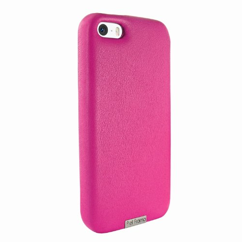 Special Sale Apple iPhone 5 / 5S Piel Frama Pink FramaGrip Leather Cover