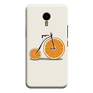 CaseLite Premium Printed Mobile Back Case Cover With Full protection For Meizu M2 Note (Designer Case)