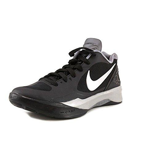 Women's Nike Volley Zoom Hyperspike Training Shoe Black/White/Grey/Metallic Silver Size 8 M US