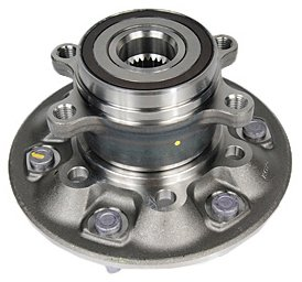 ACDelco FW348 Front Wheel Bearing Assembly