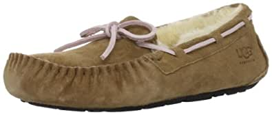 UGG Australia Women's Dakota Tobacco Suede Slipper 5 M US