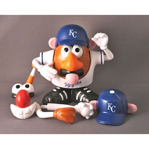 Kansas City Royals Mr. Potato Head Sports Spud - Buy Kansas City Royals Mr. Potato Head Sports Spud - Purchase Kansas City Royals Mr. Potato Head Sports Spud (Hasbro, Toys & Games,Categories,Toy Figures & Playsets,Playsets)
