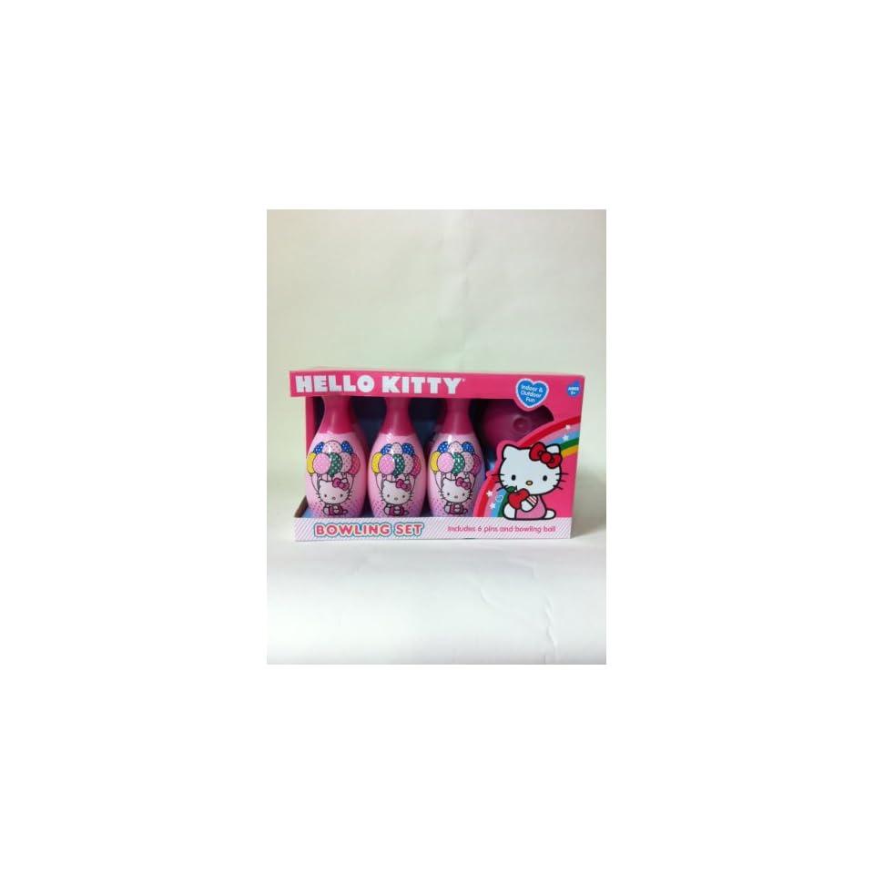 Sanrio Hello Kitty Fun Game Series   Bowling