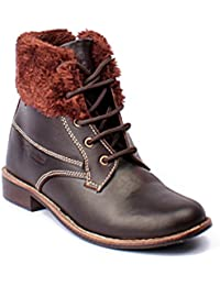 Wilywinkies Boots For Women - Brown Color - 515