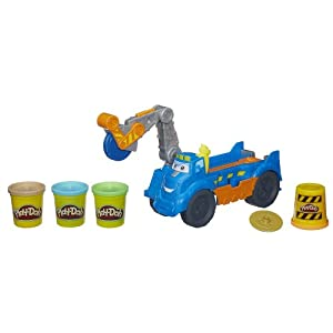 Play-Doh Diggin' Rigs Buzzsaw Playset from Play-Doh