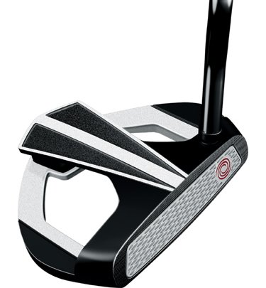 Odyssey Metal-X Arm Golf Lock Putter (Men's, Right Hand, DART, 43-Inch, Black)