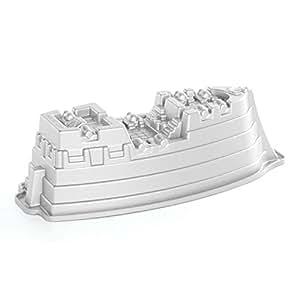 Nordicware 59224 Moule à Pâtisserie Pirate Ship Cake Pan