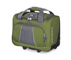 High Sierra EL107-611 El Series Luggage,  Carry On Tote Wheeled (Amazon/Tungsten)