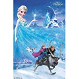 (22x34) Frozen One Sheet Movie Poster