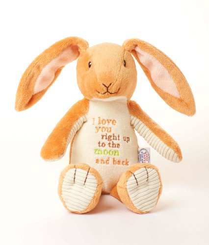 Kids Preferred Guess How Much I Love You: Nutbrown Hare Bean Bag Plush - 1