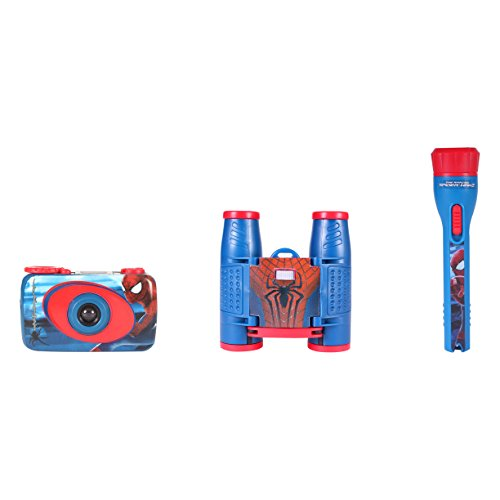 Spiderman Box Kit (3 Piece) - 1