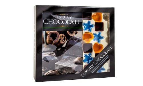 creez-vos-propres-chocolat-coffret-cadeau-avec-livre-de-recettes-et-12-moules-a-patisserie-en-silico