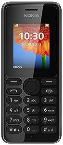 Vodafone Nokia 108 Pay as you go Handset - Black