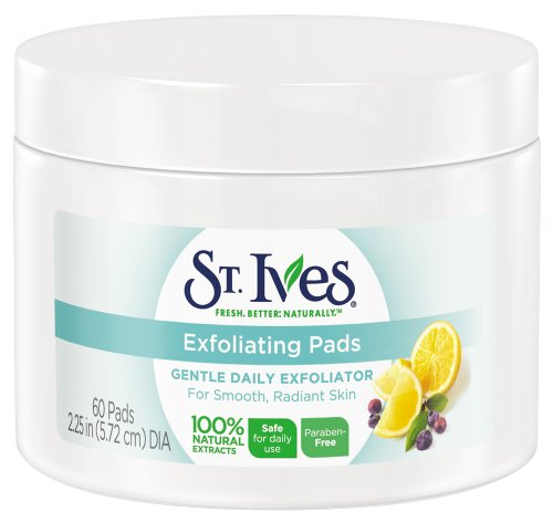 st-ives-exfoliating-pads-60-count