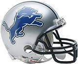 DETROIT LIONS MINIATURE REPLICA NFL HELMET W/Z2B MASK