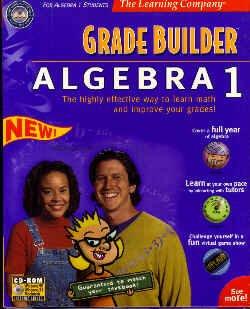Grade Builder: Algebra 1