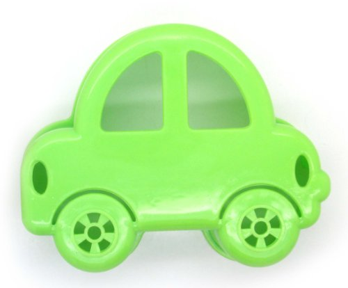 Tanboo Car Shaped Silicone Cake Mold Sandwich Mold Ice Mold Ice Maker (Green)